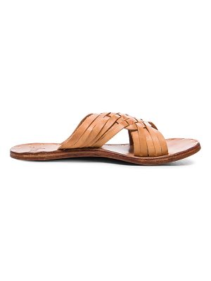 Beek Leather Swallow Sandals