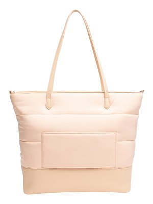 BEIS the carry-all quilted tote