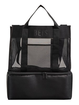 BEIS the mesh cooler tote