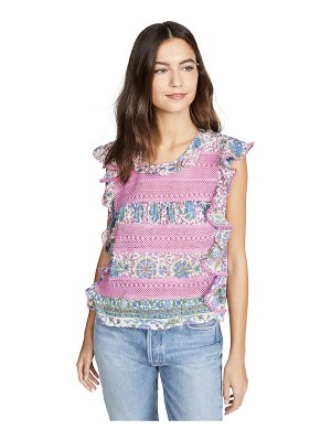 Bell carrie top