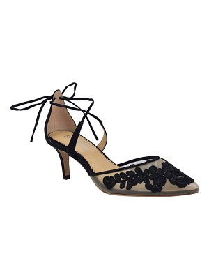 BELLA BELLE amelia lace-up pump