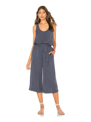 Bella Dahl Belted Tank Crop Jumper