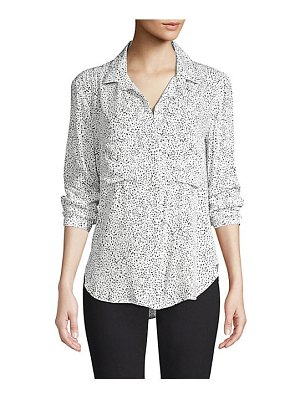 Bella Dahl hipster button down shirt