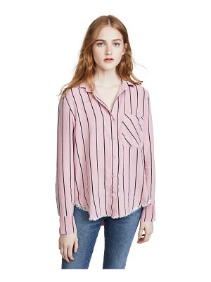 Bella Dahl one pocket button down