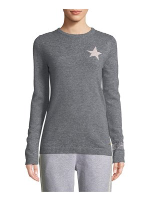 Bella Freud Billie Star Cashmere Sweater