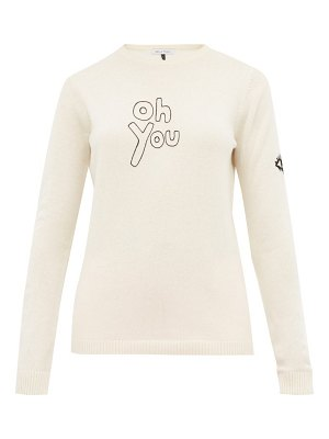 Bella Freud oh you cashmere sweater