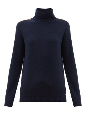 Bella Freud suzuka cashmere-blend roll neck sweater