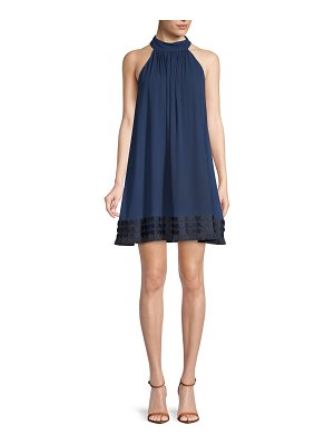 Belle Badgley Mischka Eli Shift Dress
