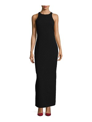 Belle Badgley Mischka Selene Sleeveless Dress