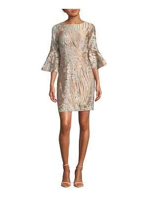 Belle Badgley Mischka Wendolyn Dress