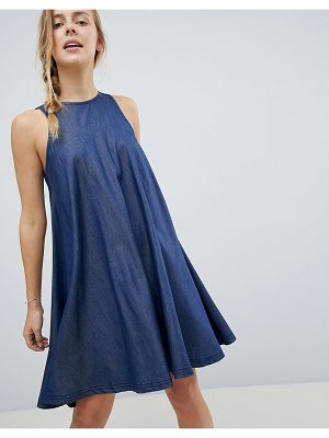 Bellfield Reeka Tencel Blend Trapeze Dress