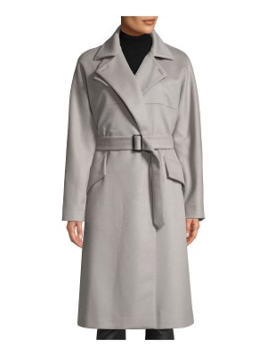 Belstaff Brownlow Belted Trench Coat