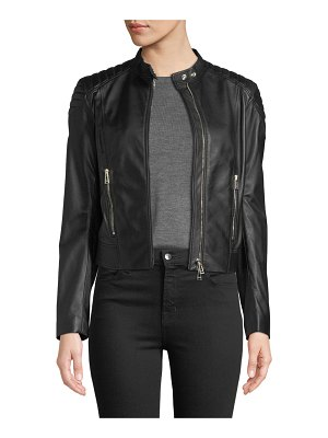 Belstaff Mollison Soft Napa Leather Jacket