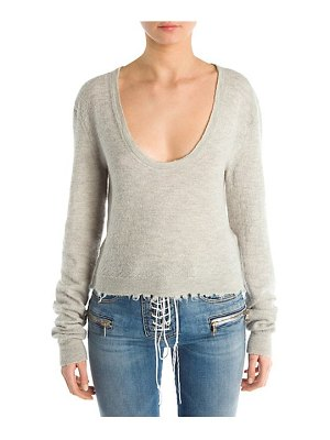 Ben Taverniti Unravel Project cashmere sweater