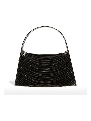 Benedetta Bruzziches Lucia in the Sky Embellished Top-Handle Bag