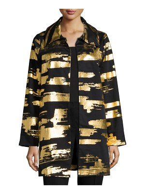 Berek Golden Glow Long Drama Jacket