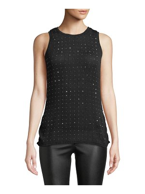 Berek Sparkle Time Tank With Mesh Backing