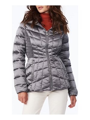 Bernardo ecoplume(tm) packable puffer jacket