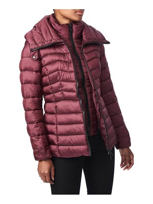 Bernardo packable ecoplume(tm) puffer jacket