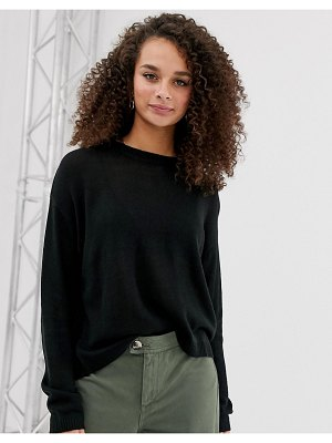 Bershka lightweight crew neck sweater