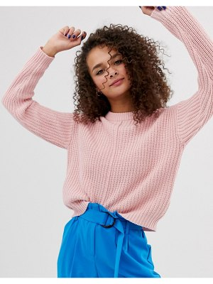 Bershka seam front sweater