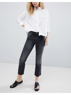 BETHNALS tilly cropped kick flare jeans
