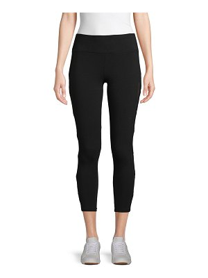 Betsey Johnson Cotton-Blend Stretch Leggings