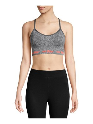 Betsey Johnson Performance Knit Sports Bra