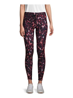 Betsey Johnson Performance Printed Performance Leggings