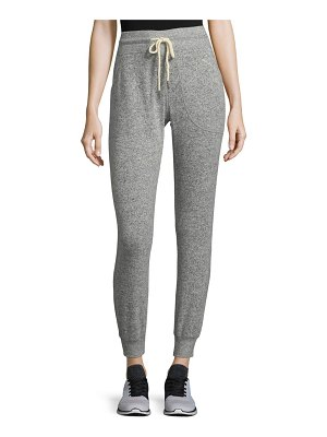 Betsey Johnson Performance Ribbed Terry Sweatpants