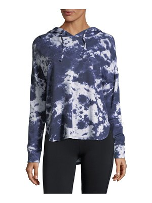 Betsey Johnson Performance Tie-Dye Hoodie