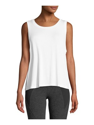 Beyond Yoga Balanced Scoop-Neck Muscle Tank
