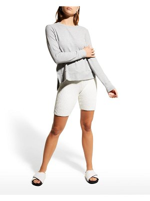 Beyond Yoga Just Chillin Long-Sleeve Pullover