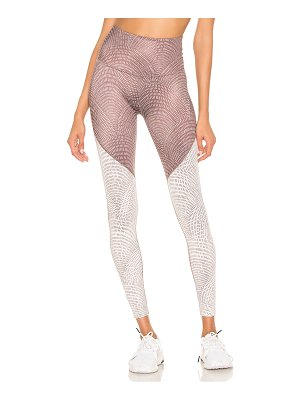 Beyond Yoga Lux High Waisted Angled Midi Legging