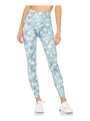 Beyond Yoga Lux Print High Waisted Midi Legging