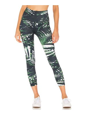 Beyond Yoga Lux Print High Waisted Long Legging