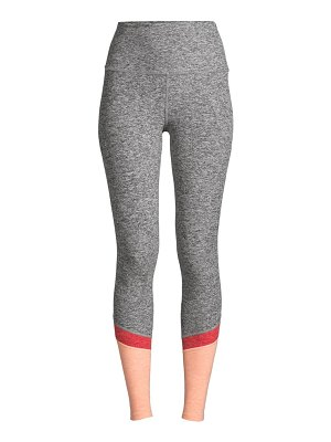 Beyond Yoga marled high-waisted leggings