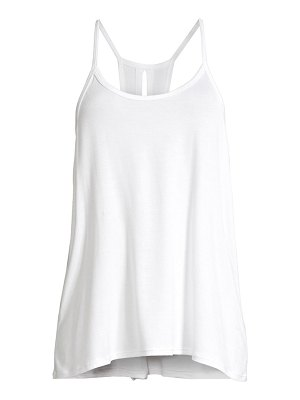 Beyond Yoga slink it over cut-out tank