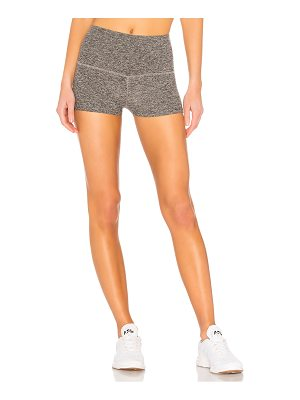 Beyond Yoga Spacedye Circuit High Waisted Short Shorts