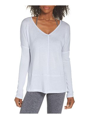 Beyond Yoga super slick pullover