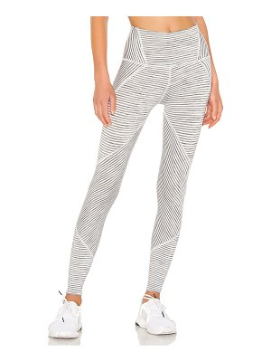 Beyond Yoga True To Stripe High Waisted Midi Legging