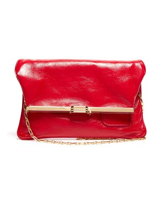 BIENEN-DAVIS pm fold over leather clutch bag