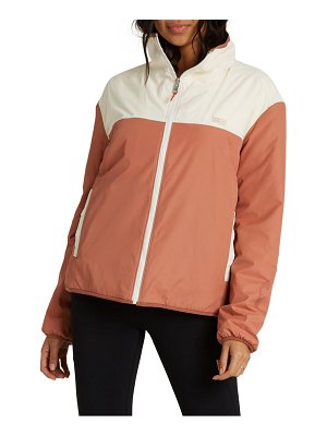 Billabong atlas colorblock reversible jacket