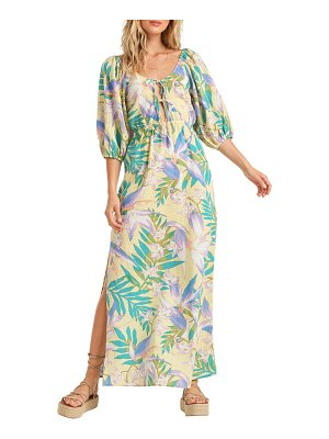 Billabong billaong today's wish maxi dress