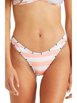 Billabong break a dawn hike bikini bottoms