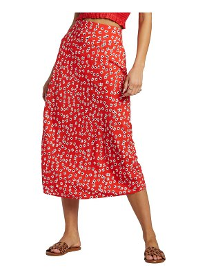 Billabong fresh to free midi skirt
