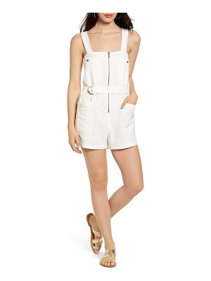 Billabong light the day zip front romper