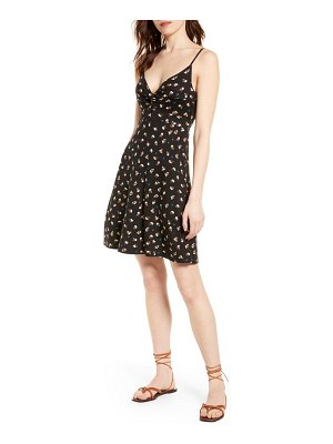 Billabong love me knot floral sundress