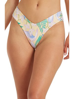 Billabong love palms fiji bikini bottoms
