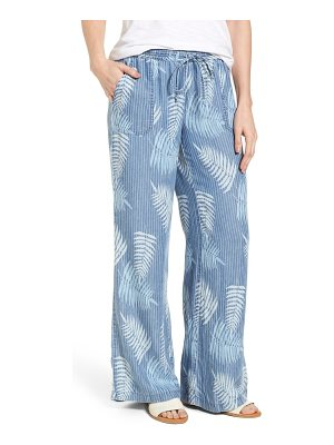 BILLY T tropical breeze drawstring pants